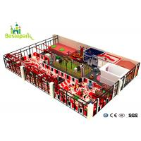 Buy cheap Soft Adventure Indoor Playground , Indoor Activity Center For Toddlers product