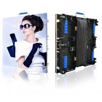 Buy cheap Indoor P4 LED Video Wall Rental 1R1G1B SMD 2121 Constant Drive Wide Viewing Angle from wholesalers