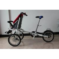 Wholesale Aluminum Alloy Baby Stroller Bike With Plastic / PU / PVC Material from china suppliers