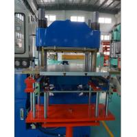 Buy cheap Automatically 100 Ton 2 RT Flat Molding Vulcanizing Equipment With Single Table from wholesalers