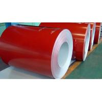 Buy cheap High Flexibility Custom Color Coated Coils For Roofing / Sign Boards from wholesalers