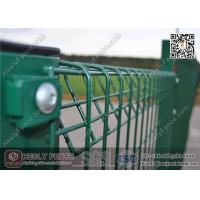 Buy cheap HESLY BRC Fence with Roll Top | Singapore BRC Welded Mesh Fence Supplier from wholesalers