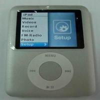 Buy cheap 1.8 inch iPod Nano 3rd Generation Mp4 Player from wholesalers