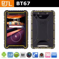 Buy cheap BATL BT67 3g ip67 rugged tablet pc bluetooth wifi, industrial nfc tablet from wholesalers