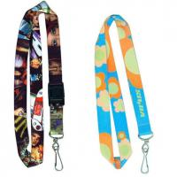Buy cheap Customized Polyester Lanyard from wholesalers