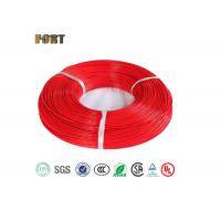 Buy cheap Nickel Plated Copper Flat Electrical Wire -100℃ To 105℃ Operating Temp product
