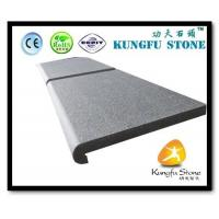 Buy cheap Xiamen Kungfu Stone Ltd supply Grey Granite Swimming Pool Tiles In High quality and cheap price from wholesalers