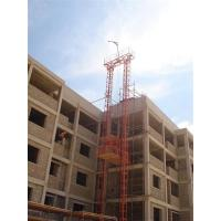 Buy cheap Custom 1200kg Material Construction Site Elevator 3.2 x 1.5 x 2.5m from wholesalers