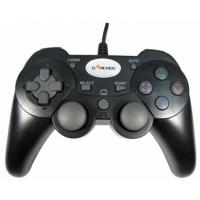 3 In 1 Dualshock ABS Vibration Wireless Playstation Controller PC / PS2 / PS3 Gamepad Manufactures