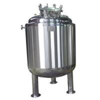 Buy cheap Customized 1000L Stainless Steel Storage Tank Mechanical Blending Dispensing Tank from wholesalers