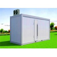 Buy cheap Removable Modern Container House , Fast Efficient Shipping Container Homes from wholesalers