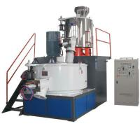 China 500L 1000L High Speed Shear Mixer , High Speed Dispersion Mixer 900 Kg/Hour on sale