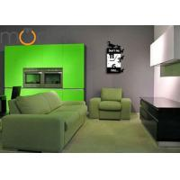 Buy cheap Childrens Stylish Silent Wall Clock Digital , Duck Shape Lighted Wall Clocks from wholesalers