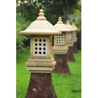 Buy cheap stone lantern from wholesalers