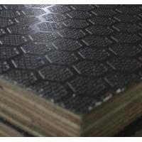 Buy cheap 18mm hardwood core antislip film faced plywood,antiskid plywood sheets for building construction from wholesalers