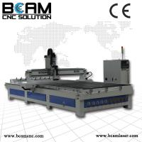 Buy cheap BCAMCNC factory 9.0KW spindle motor 2040 cnc router engraver machine, cnc router machine for wood from wholesalers