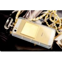 Buy cheap Bling Crystal Perfume Bottle Bag Iphone Silicone Case / Apple Iphone 6 Protective Cover from wholesalers