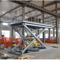 Buy cheap Home Garage Lift Portable Car Lift For Garages Transport Vehicles with CE from wholesalers