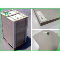 Wholesale 31 x 43inch Plain Grey Board 1.0 To 3.0MM Two Sides Grey For Bag 's Lining from china suppliers
