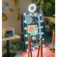 Buy cheap Wholesale wedding rental photobooth machine magic mirror photo booth from wholesalers
