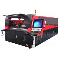 Buy cheap High Efficient Automatic Printing Machine / Drawing Line Wire Cutting Machine For Upper Painting from wholesalers