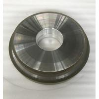 Buy cheap Resin Bonded CBN Grinding Wheels 1A1 For Metal High Steel Thickness 40mm from wholesalers