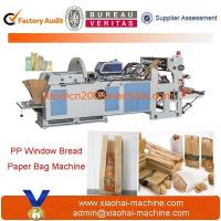 XL-600 bread paper bag making machine Manufactures