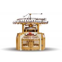 Buy cheap Double Knit Electronic Full Jacquard Knitting Machine from wholesalers