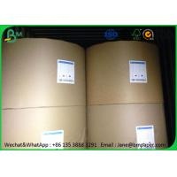 Buy cheap Thick Printing Paper For Book Printing , Woodfree Uncoated High Quality Bond Paper product