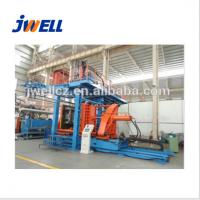 Buy cheap Hydraulic Servo Control Stretch Blow Moulding Machine Bottom Sealing Core Pulling from wholesalers