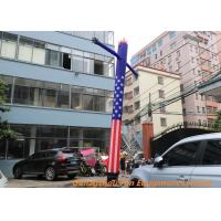Buy cheap Oxford Cloth Inflatable Advertising Products Blow Up Tube Man EN14960 ROSH from wholesalers