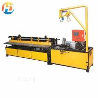 Buy cheap PLC controlled Semi Automatic Chain Link Fence Machine from wholesalers