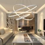 Buy cheap Square modern led ring pendant light& led ring light pendant ring pendant light for ring led pendant light from wholesalers
