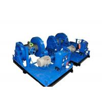 Buy cheap Lightweight Wire Rope Hydraulic Electric Anchor Winch For Lifting from wholesalers