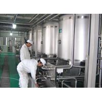 Buy cheap Gable Top Carton Stirred Yogurt Making Equipment Low Energy Consumption from wholesalers