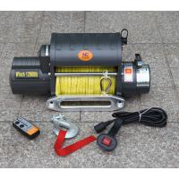 Buy cheap off roading winches 12000lb with toughest gears from wholesalers