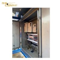 Buy cheap Tower Crane Electric Control Box Tower Crane Spare Parts High Reliability from wholesalers