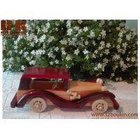 Buy cheap Promotional children play wooden toy  car hot sale diy wooden toy car ramp Walnut, Leather, Coak from wholesalers