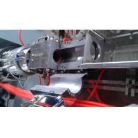 Buy cheap High Resolution WPC Door Machine For Recycled Plastic Material / Wood Powder from wholesalers