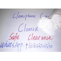Buy cheap 99 Pure Clomiphene Citrate Clomid , Injectable Steroids For Bodybuilding Hot Sell from wholesalers
