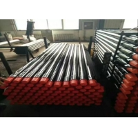 Buy cheap ISO Water Drilling Pipe , Drill Extension Rod For Different Geological Conditions Rock Drill Rods from wholesalers