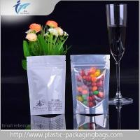 Buy cheap Resealable Pouches Stand Up Plastic Ziplock Bags For Food from wholesalers