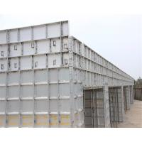 Buy cheap Reuse 80times Construction and hollow building plastic formwork wall panel system from wholesalers