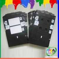 Wholesale ABS Black Tray For Epson Inkjet Printer R260 R265 R270 R280 Directly Printing PVC Card from china suppliers
