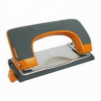 Buy cheap Mini 2-hole Puncher (Plastic Top with Soft Grip and Metal Base) from wholesalers