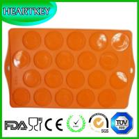Buy cheap Silicone Macaroon Baking Mat Large Macaroon Baking Mold Double Sided Macaron Dessert Sheet from wholesalers