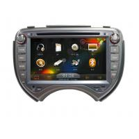 Buy cheap 7-Inch Car DVD Player with GPS for Nissan March (CR-8342) from wholesalers