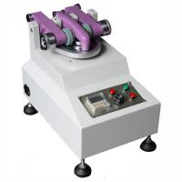 Buy cheap Electronic Leather and Shoes Abrassion Tester / Taber Abrasion Testing Machine from wholesalers