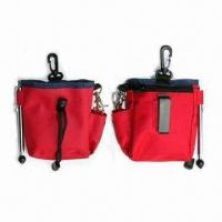 Wholesale Dog Training Treat Bag, Made with Water-resistant Nylon from china suppliers