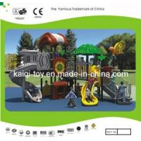 Buy cheap Children Favourite Tree House Series Outdoor Playground Equipment (KQ10055A) product